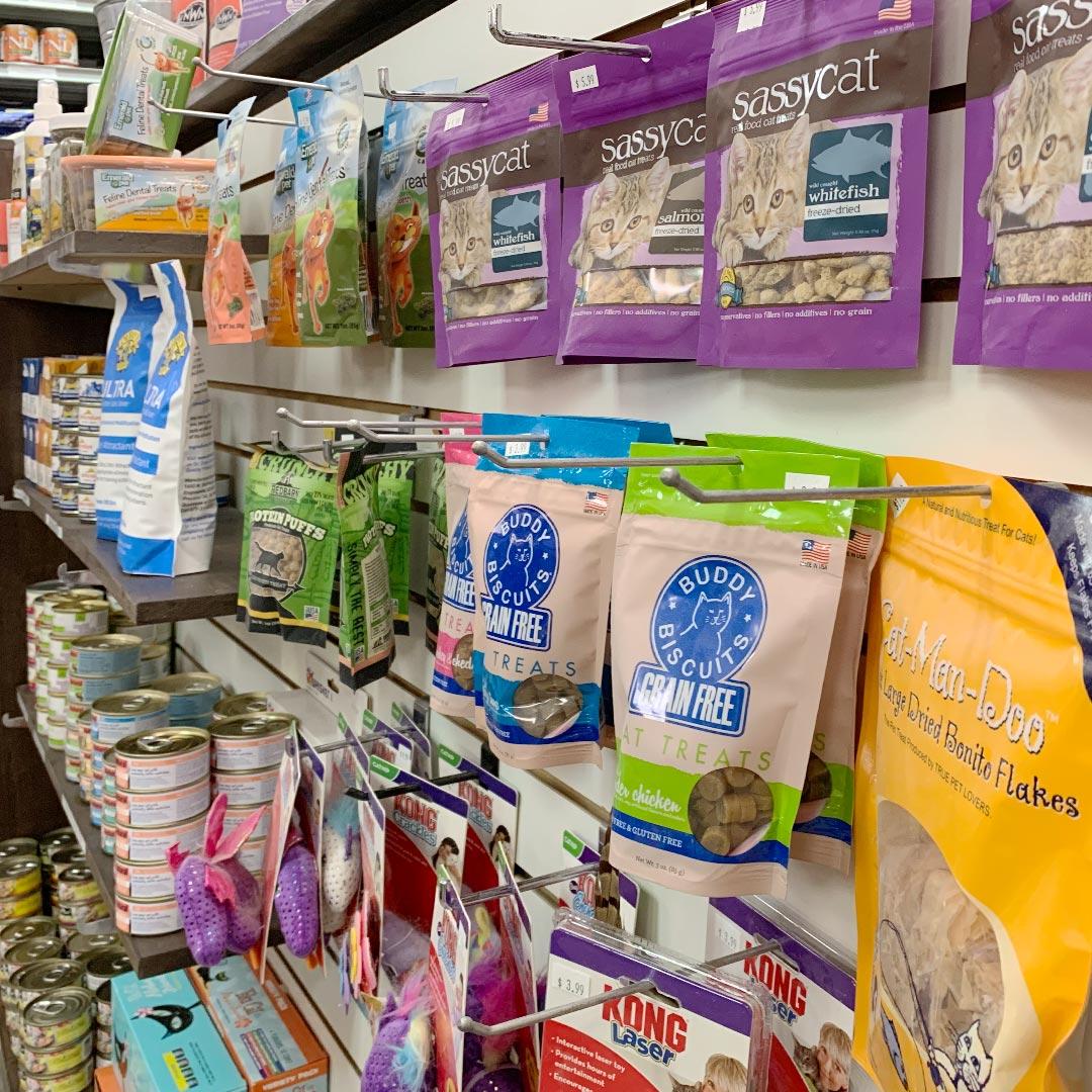 Bailey's High-Quality Pet Food, Treats & Toys